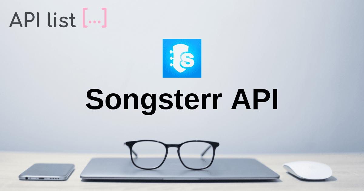 Songsterr API | APIList fun